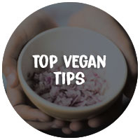 Top vegan tips
