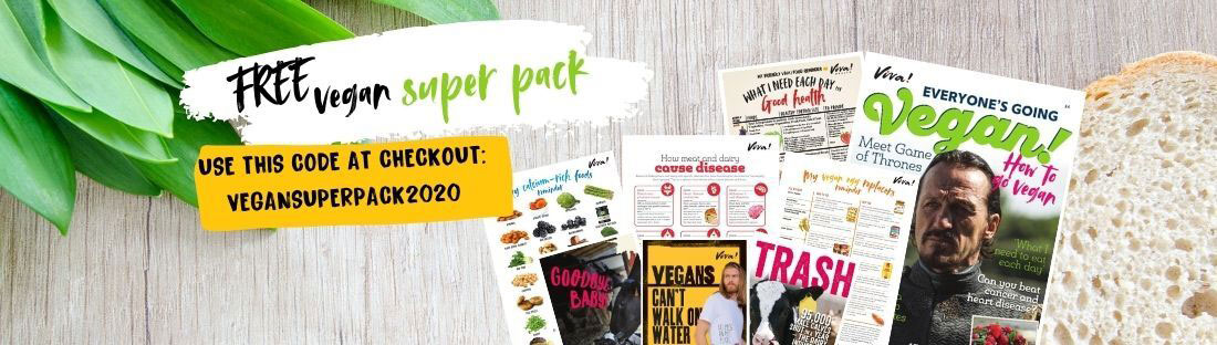 Vegan super pack